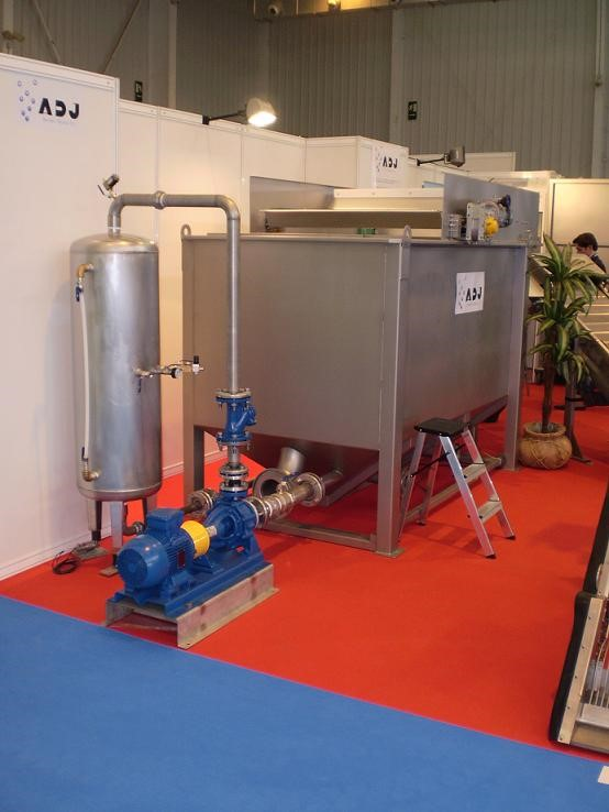 Dissolved Air Flotation System - DAF